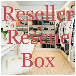 Reseller Rescue Resell Mystery Box